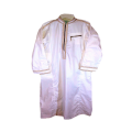 TMS Pocketed Embroidered Boy's Thobe