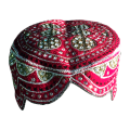 Mens Arab Cap Polyester Studded Cap