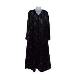 Women's TMS Long Cloak Styled Abaya