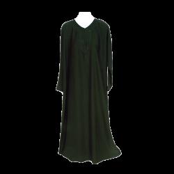 Women's Long Embellished Top Abaya