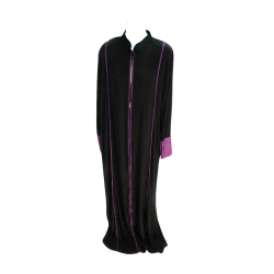 Women's Long Piped Abaya