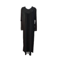 Women's TMS Long Sequined Abaya