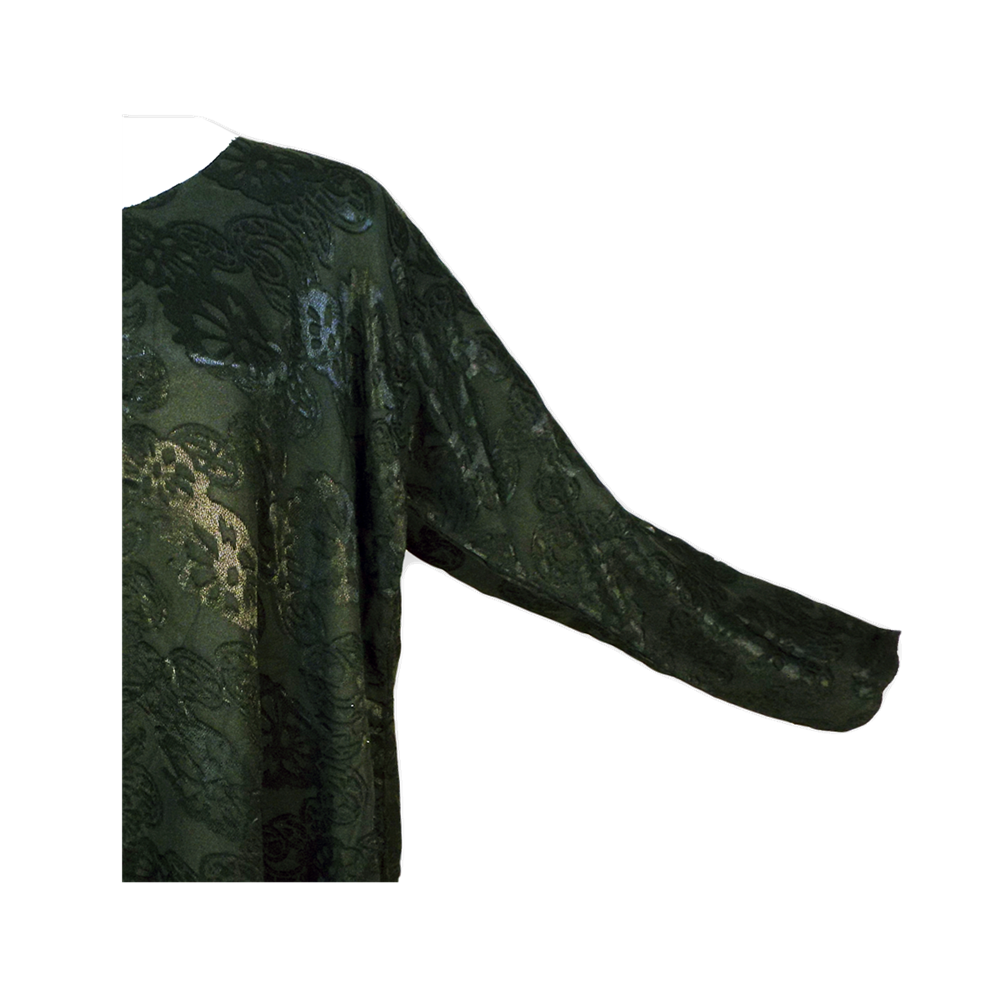 Women's TMS Long Cloak Styled Abaya