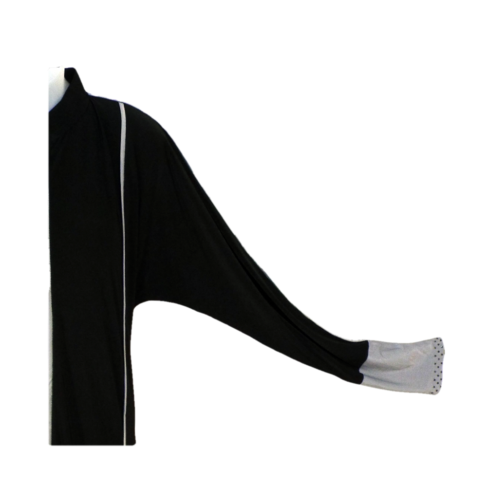 Women's Long Piped Abaya