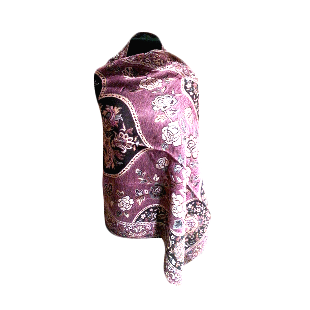 Womens Printed Shawl Scarf Head Wrap Hijab